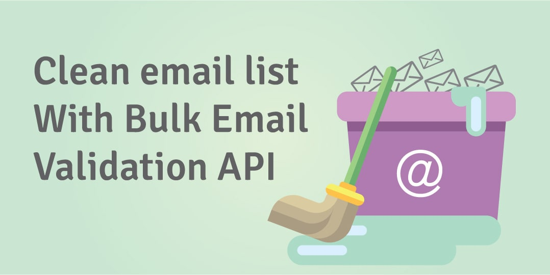 Image result to verify email with bulk email validation API
