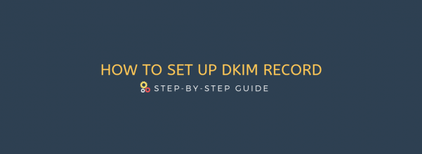 image result for dkim record