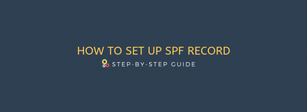 image result for How to set up SPF record