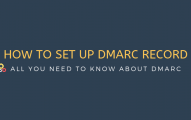 Image result for How to set up DMARC record