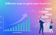 Different ways to grow your email list