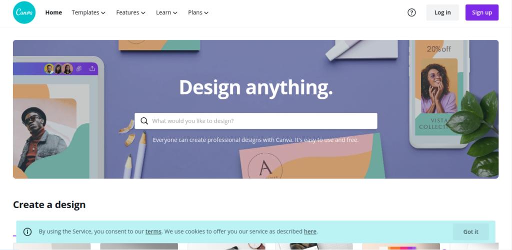 free online image creating tool