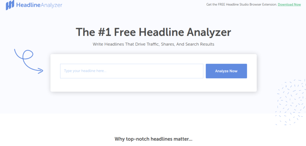 free headline analyzer
