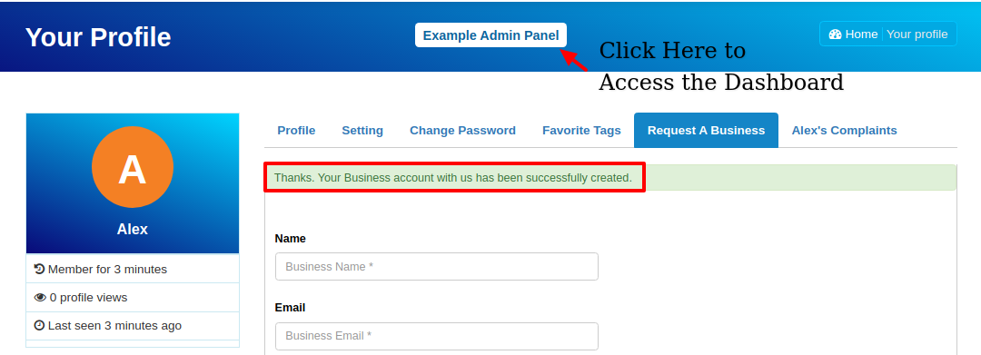My Account - ListCleaningAdvice