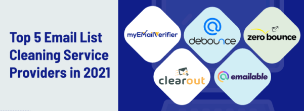 Top 5 Email List Cleaning Service Providers in 2021 | LCA