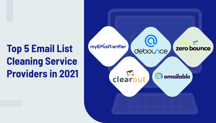 Top 5 Email List Cleaning Service Providers in 2021